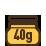 40 gr