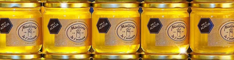 notre gamme de miels